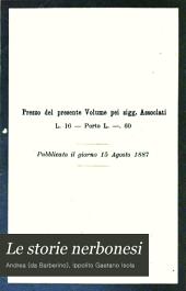 Le storie nerbonesi: romanzo cavalleresco del secolo XIV, Volume 2