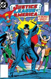 Justice League of America (1960-) #240