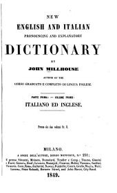Millhouse's Italian Dictionary