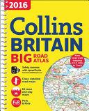 2016 Collins Britain Big Road Atlas