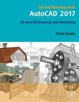 Up and Running with AutoCAD 2017 PDF