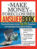 How to Make Money on Foreclosures Answer Book PDF