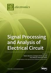 Signal Processing and Analysis of Electrical Circuit PDF