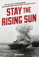 Stay the Rising Sun PDF