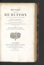 Oeuvres complètes de Buffon, mises en ordre et précédées d'une notice historique par m.A. Richard ...: Oiseaux
