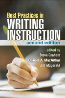 Best Practices in Writing Instruction  Second Edition PDF
