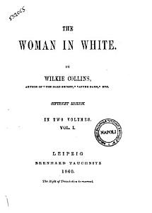 The Woman in White by Wilkie Collins PDF