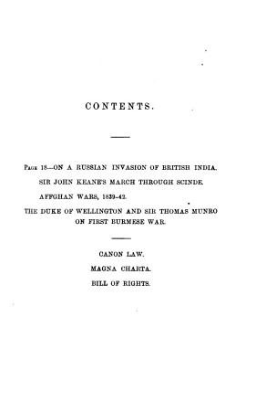 India   References to  The Canon Law    Magna Charta   and the  Bill of Rights  PDF