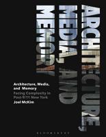 Architecture  Media  and Memory PDF