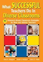 What Successful Teachers Do in Diverse Classrooms PDF