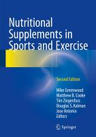 Nutritional Supplements in Sports and Exercise PDF