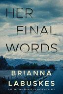 Download Her Final Words Book