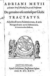 Tractatus de genuino usu utriusque globi