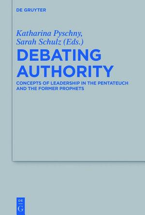 Debating Authority