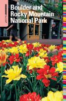 Insiders  Guide   to Boulder and Rocky Mountain National Park PDF