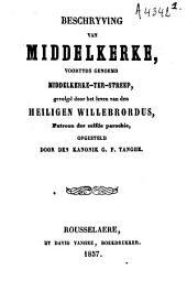 Beschrijving van Middelkerke, gevolgd door 'Beschrijving van Oostnieuwkerke'.