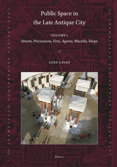 Public Space in the Late Antique City  2 vols   PDF