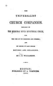 The Universalist Church Companion