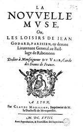 La Nouvelle muse, ou Les Loisirs de Iean Godard... (- L'H françoise)