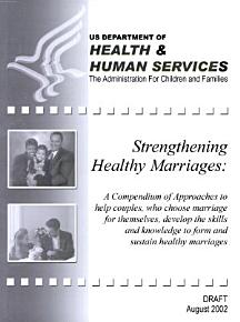 Strengthening healthy marriages PDF