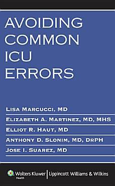 Avoiding Common ICU Errors PDF