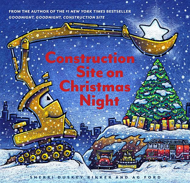Download Construction Site on Christmas Night Book
