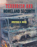 Terrorism and Homeland Security  An Introduction Book