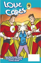 Love & Capes #9