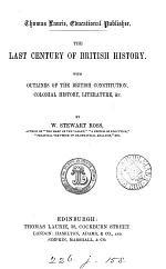 The last century of British history