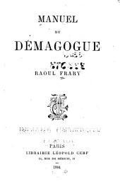 Manuel du démagogue