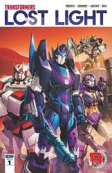 Transformers Lost Light 1 Book PDF