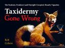Taxidermy Gone Wrong PDF