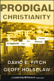 Prodigal Christianity Book