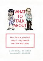 What to Talk About PDF