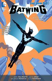 Batwing Vol. 4: Welcome To The Family (The New 52)