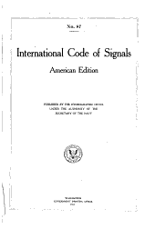 International code of signals
