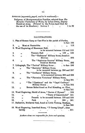 Collections Historical   Archaeological Relating to Montgomeryshire PDF