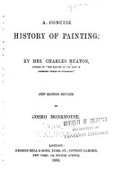 A Concise History of Painting PDF