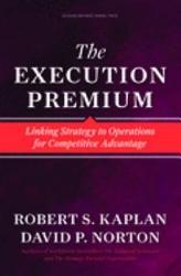 The Execution Premium Book PDF
