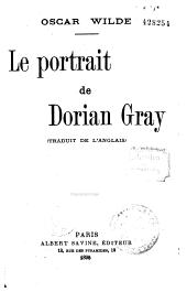 Le Portrait de Dorian Gray (Trad. de l'angl.)