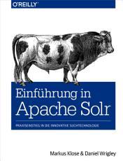 Einf  hrung in Apache Solr PDF