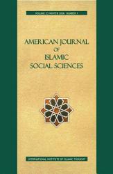 American Journal Of Islamic Social Sciences 23 1 Book PDF