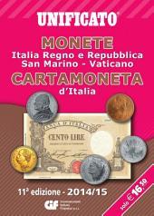Monete e Cartamoneta d'Italia 2014-2015