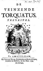 De veinzende Torquatus: treurspel