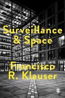 Surveillance and Space PDF
