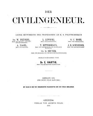 Der Civilingenieur0