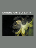 Extreme Points of Earth PDF