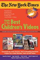 The New York Times Guide to the Best Children s Videos PDF