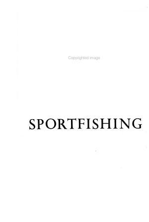 Sportfishing for Sharks PDF