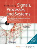 Signals  Processes  and Systems